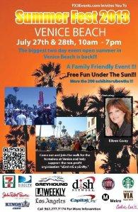 Summer Fest Venice Beach 2013