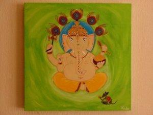 34 Ganesha