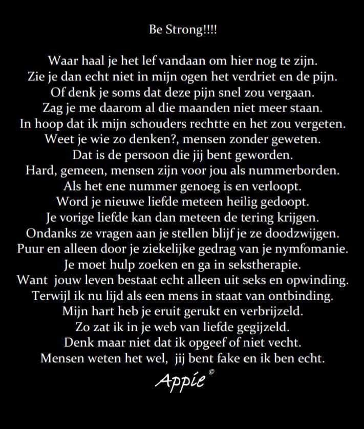 Zeer Liefdes Teksten Nederlands Elk42 Agneswamu