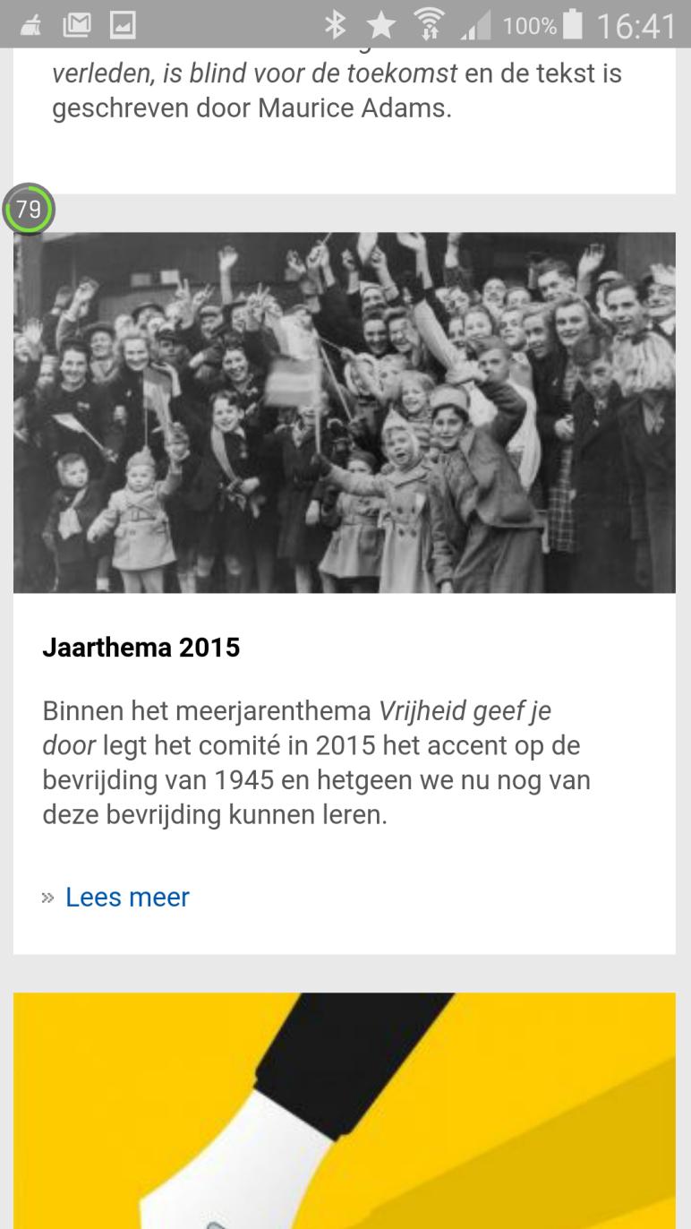 Bevrijdingsdag Enschede 5 Mei 2015 Keep Them Rolling Believe